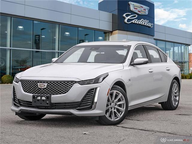 2021 Cadillac CT5 Luxury (Stk: 153435) in London - Image 1 of 26