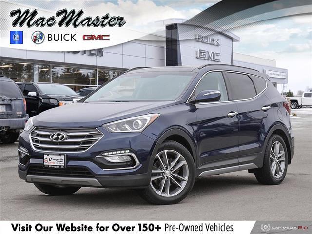 2018 Hyundai Santa Fe Sport 2.0T Limited (Stk: U558522-OC) in Orangeville - Image 1 of 29
