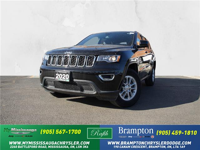 2020 Jeep Grand Cherokee Laredo (Stk: 1359) in Mississauga - Image 1 of 22