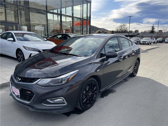 2017 Chevrolet Cruze LT Auto (Stk: T20079A) in Kamloops - Image 1 of 21