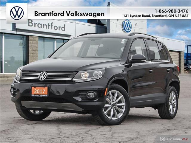 2017 Volkswagen Tiguan Wolfsburg Edition (Stk: GO21654A) in Brantford - Image 1 of 27