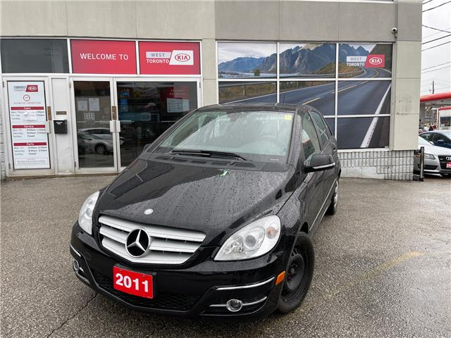 2011 Mercedes-Benz B-Class Turbo (Stk: T20259) in Toronto - Image 1 of 11