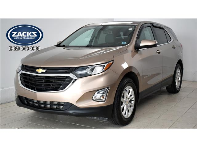 2018 Chevrolet Equinox 1LT (Stk: 82379) in Truro - Image 1 of 37