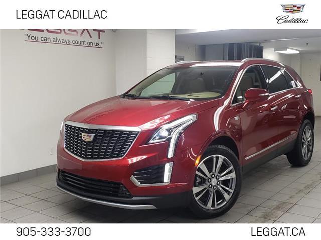 2021 Cadillac XT5 Premium Luxury (Stk: 219513) in Burlington - Image 1 of 22