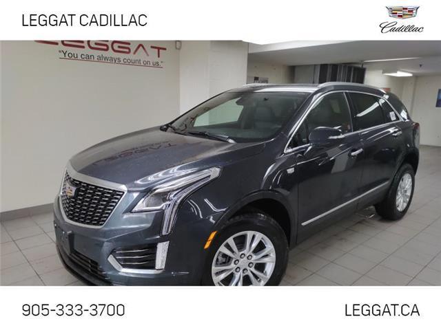 2021 Cadillac XT5 Luxury (Stk: 219593) in Burlington - Image 1 of 11