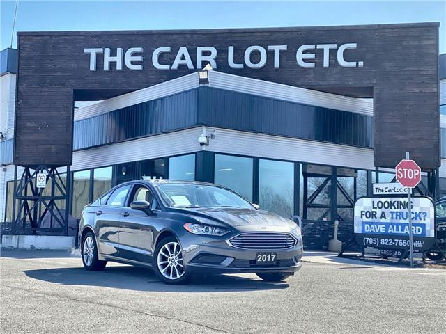 2017 Ford Fusion SE (Stk: 20630) in Sudbury - Image 1 of 27