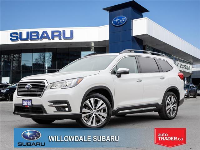 2019 Subaru Ascent Premier 7-Passenger >>No accident<< (Stk: P3550) in Toronto - Image 1 of 30