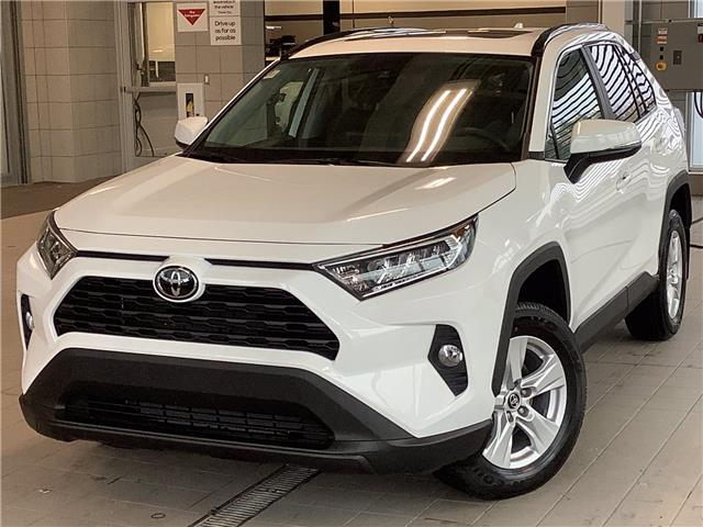 2021 Toyota RAV4 XLE (Stk: 22781) in Kingston - Image 1 of 28