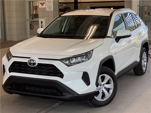 2021 Toyota RAV4 LE (Stk: 22673) in Kingston - Image 1 of 24