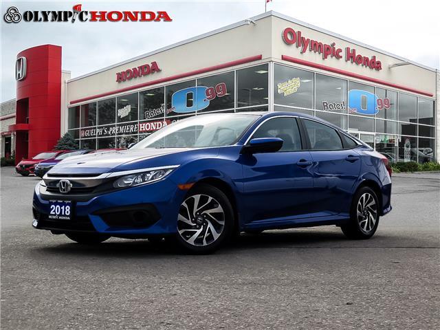 2018 Honda Civic SE (Stk: U2284) in Guelph - Image 1 of 24