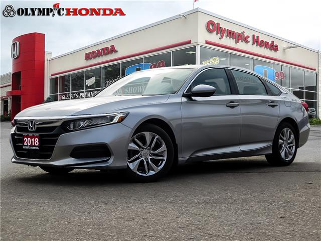 2018 Honda Accord LX (Stk: U2287) in Guelph - Image 1 of 23