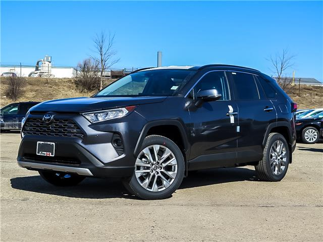 2021 Toyota RAV4 Limited (Stk: 15281) in Waterloo - Image 1 of 22