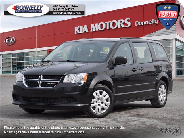 2016 Dodge Grand Caravan SE/SXT (Stk: KU2502) in Kanata - Image 1 of 24
