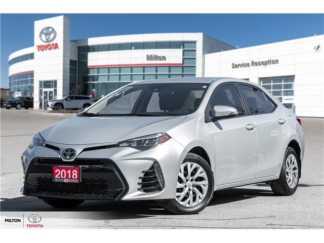 2018 Toyota Corolla SE (Stk: 053232) in Milton - Image 1 of 20