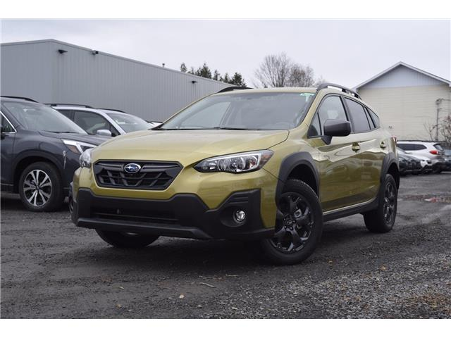 2021 Subaru Crosstrek Outdoor (Stk: SM353) in Ottawa - Image 1 of 28