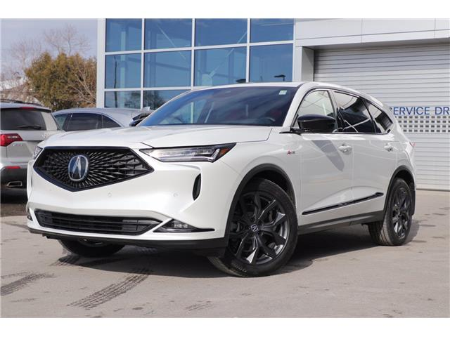 2022 Acura MDX A-Spec (Stk: 19528) in Ottawa - Image 1 of 30