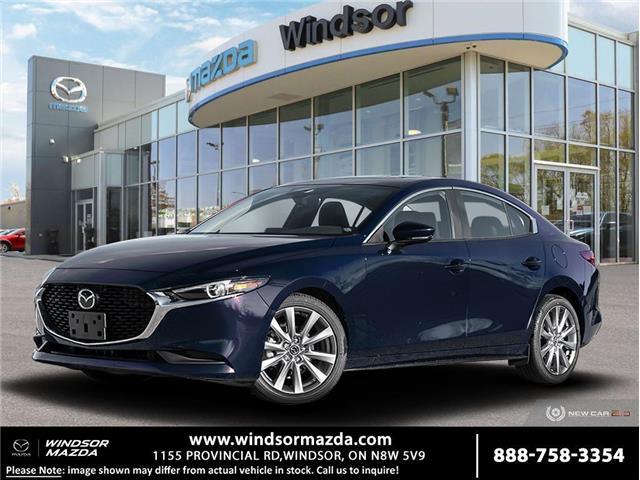 2021 Mazda Mazda3 GT (Stk: M333788) in Windsor - Image 1 of 23