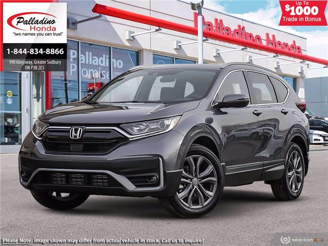 2021 Honda CR-V Sport (Stk: 23156) in Greater Sudbury - Image 1 of 23
