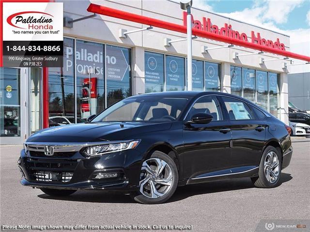 2021 Honda Accord EX-L 1.5T (Stk: 23185) in Greater Sudbury - Image 1 of 23