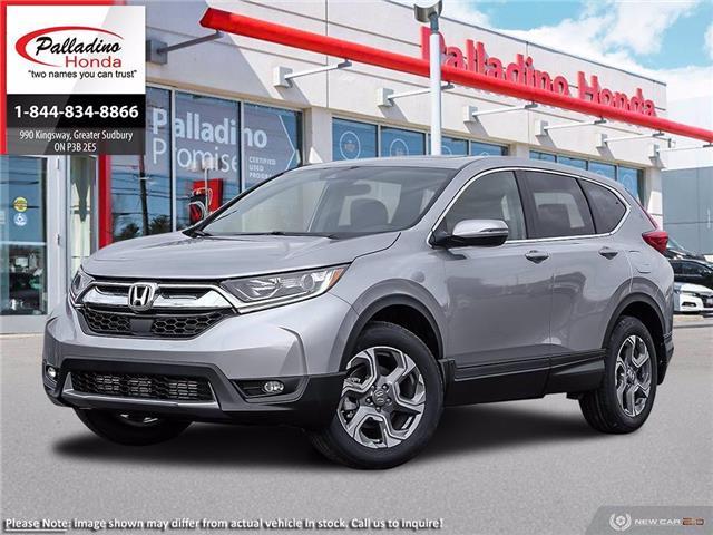 2019 Honda CR-V EX (Stk: 21189) in Greater Sudbury - Image 1 of 23