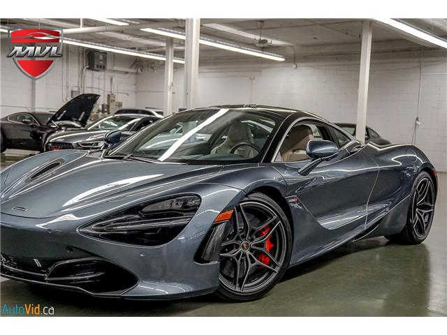 2018 McLaren 720S Luxury SBM14DCAXJW000274  in Oakville