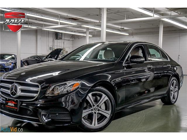 2020 Mercedes-Benz E-Class Base (Stk: ) in Oakville - Image 1 of 32