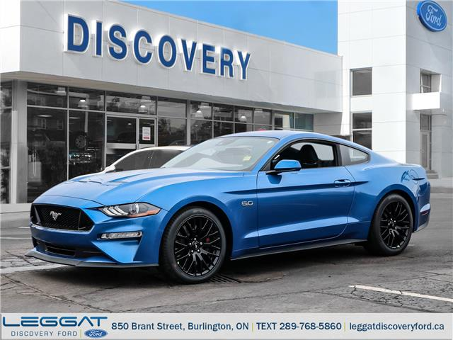 2021 Ford Mustang GT (Stk: MU21-01489) in Burlington - Image 1 of 21