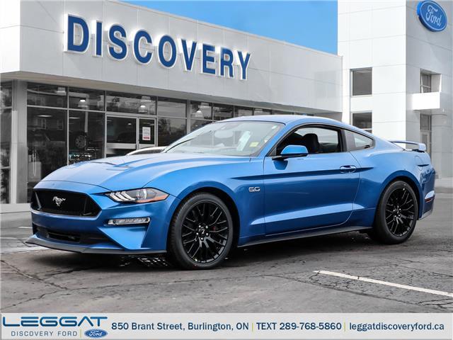 2021 Ford Mustang GT (Stk: MU21-09822) in Burlington - Image 1 of 21