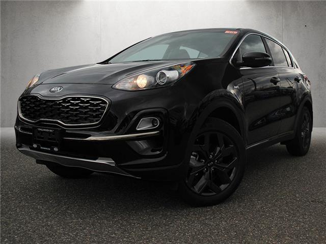 2021 Kia Sportage LX S (Stk: K16-9017) in Chilliwack - Image 1 of 10