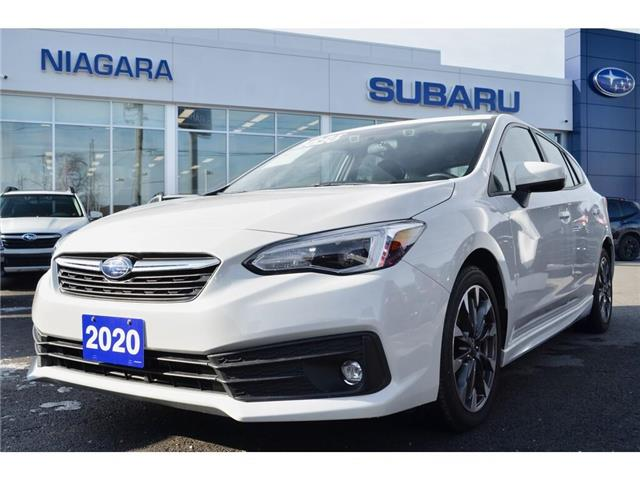2020 Subaru Impreza Sport (Stk: S4964) in St.Catharines - Image 1 of 27