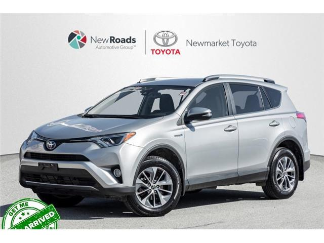 2017 Toyota RAV4 Hybrid  (Stk: 359671) in Newmarket - Image 1 of 22