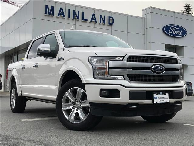 2019 Ford F-150 Platinum (Stk: P0938) in Vancouver - Image 1 of 30