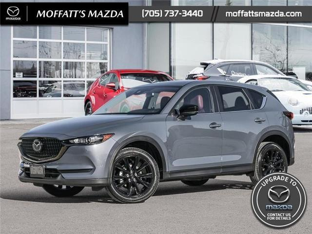 2021 Mazda CX-5 Kuro Edition (Stk: P8878) in Barrie - Image 1 of 15