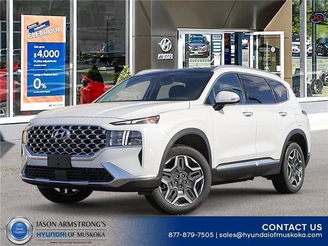 2021 Hyundai Santa Fe HEV Luxury (Stk: 121-137) in Huntsville - Image 1 of 23