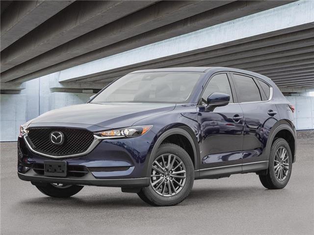 2021 Mazda CX-5 GS (Stk: 21-0437) in Mississauga - Image 1 of 23