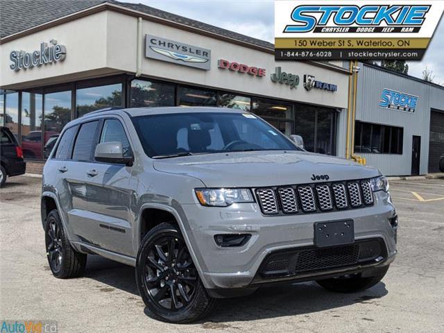 2021 Jeep Grand Cherokee Laredo (Stk: 36158) in Waterloo - Image 1 of 15