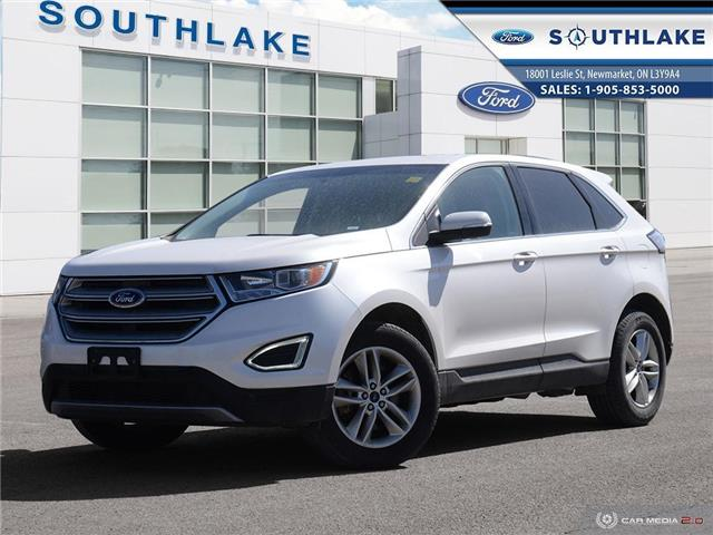2017 Ford Edge SEL (Stk: P51621) in Newmarket - Image 1 of 24