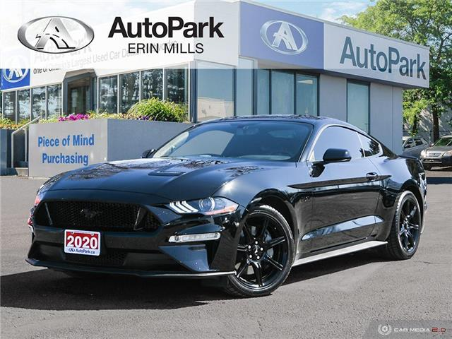 2020 Ford Mustang GT Premium (Stk: 186562AP) in Mississauga - Image 1 of 27