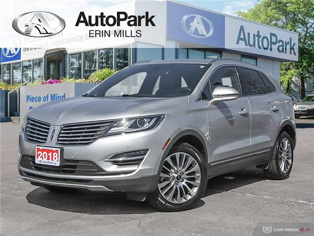 2018 Lincoln MKC Reserve (Stk: 19003AP) in Mississauga - Image 1 of 27