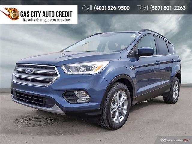 2018 Ford Escape SEL (Stk: MT7919A) in Medicine Hat - Image 1 of 25