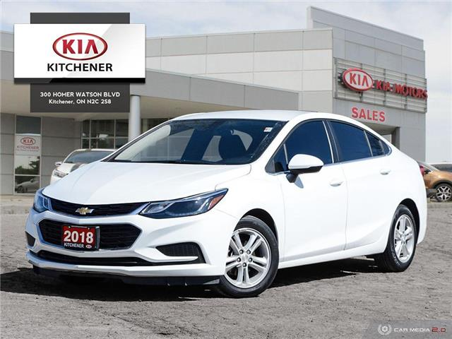 2018 Chevrolet Cruze LT Auto (Stk: 20513B) in Kitchener - Image 1 of 28