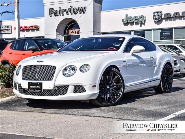 2014 Bentley Continental GT Speed  (Stk: U18360) in Burlington - Image 1 of 30