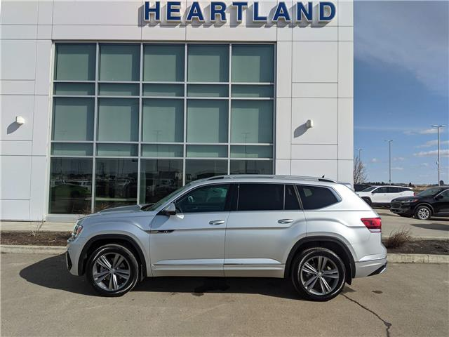 2019 Volkswagen Atlas 3.6 FSI Execline (Stk: MEX036A) in Fort Saskatchewan - Image 1 of 38