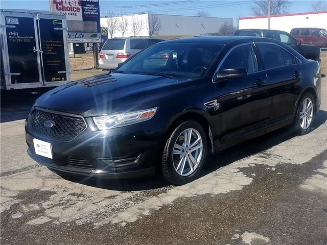 2013 Ford Taurus SEL (Stk: F233354) in Kitchener - Image 1 of 21