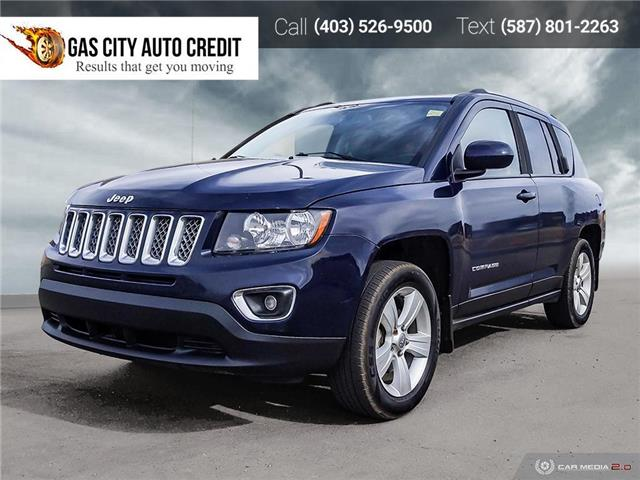 2015 Jeep Compass Sport/North (Stk: 0RG8161A) in Medicine Hat - Image 1 of 25