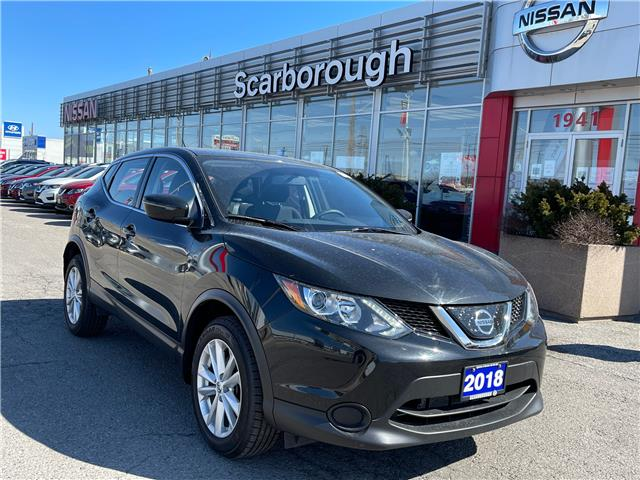 2018 Nissan Qashqai S (Stk: Y20030A) in Scarborough - Image 1 of 8