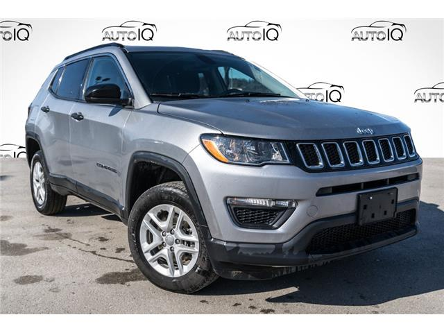 2019 Jeep Compass Sport (Stk: 27844U) in Barrie - Image 1 of 24