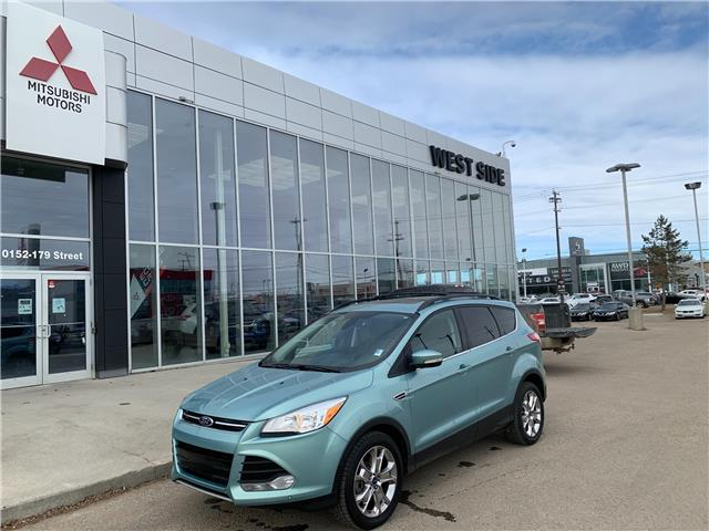 2013 Ford Escape SEL (Stk: T20200A) in Edmonton - Image 1 of 29