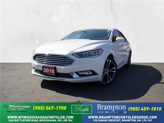 2018 Ford Fusion Titanium (Stk: 1376) in Mississauga - Image 1 of 26