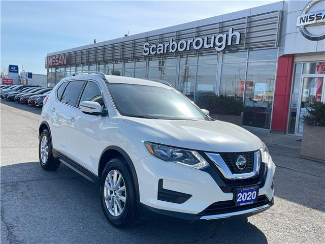 2020 Nissan Rogue S (Stk: Y20016) in Scarborough - Image 1 of 8